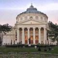 Romanian Athenaeum in Bucharest