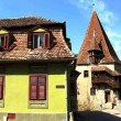 Shoemakers' Tower from Sighisoara