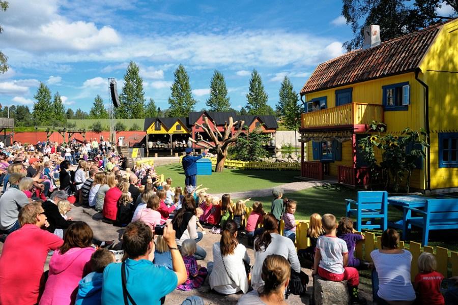 """Лето в долине Мумми Троллей + Стокгольм и парк Астрид Лингрен """"Юнибакен"""""""