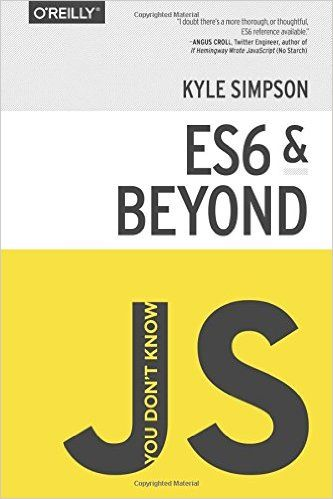 ES6 & Beyond