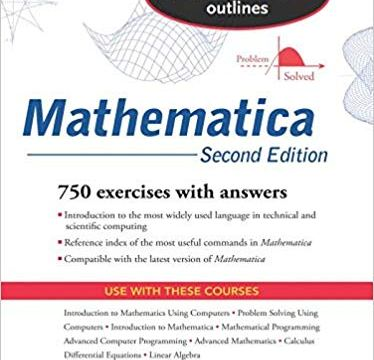 Download Schaum Outline Mathematica by Eugene Don