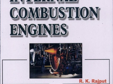 Download Internal Combustion Engines by R.K Rajput