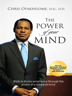Download The Power of Your Mind By Pastor Chris