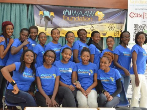 WAAW FOUNDATION SCHOLARSHIP FOR YOUNG WOMEN