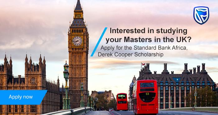 Dereck Copper scholarship
