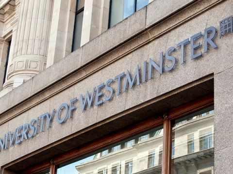 Full Funded Scholarship At University Of Westminster – UK
