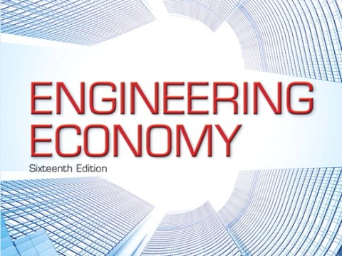 Engineering Economy, 16th Edition by G. Sullivan and M. Wicks