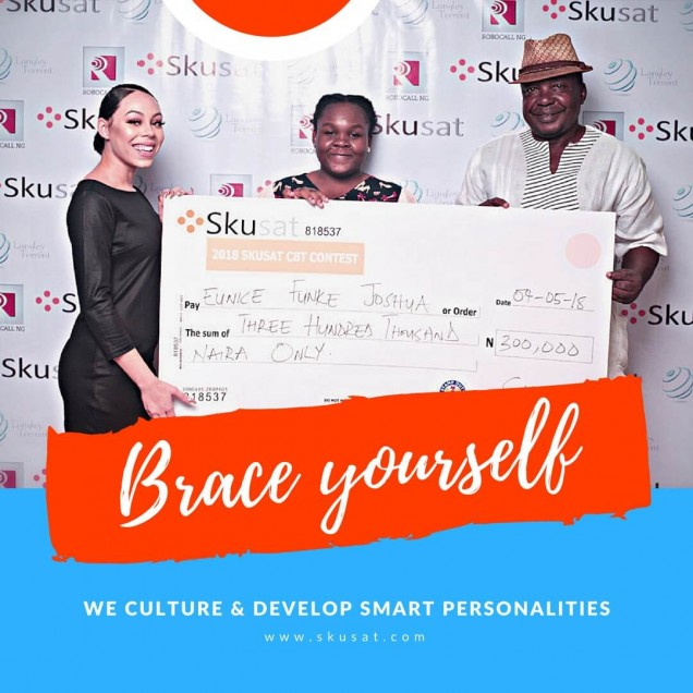 #300,000 Skusat CBT Contest: Apply Now