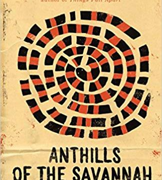 Download Anthills of the Savannah by Chinua Achebe
