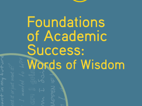 DOWNLOAD-Foundations of Academic Success: Words of Wisdom