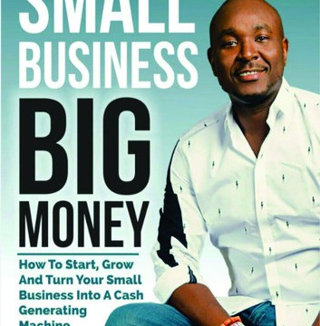 Small Business, Big Money By Akin Alabi
