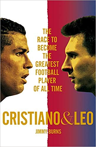 Cristiano and Leo by jimmt burns