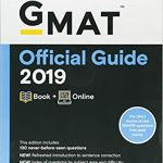 GMAT Official Guide 2019: Book + Online 3rd Edition