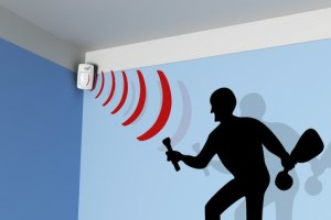 Motion Detector Security System