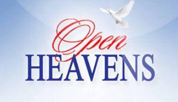 Open HEAVENS 2019 By Pastor E.A Adeboye