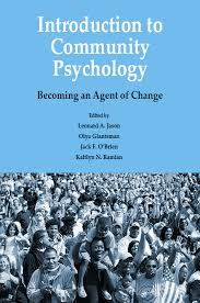 Introduction to Community Psychology: Becoming an Agent of Change