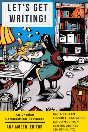 Let's Get Writing! by Elizabeth Browning Et al