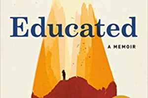 Educated A Memoir by Tara Westover