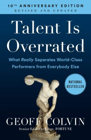 Talent Is Overrated
