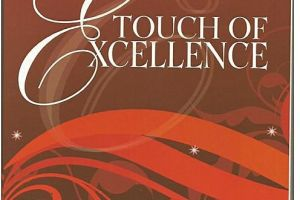 Touch Of Excellence by David Ibiyeomie