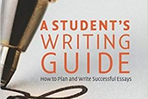 A Student's Writing Guide by Gordon Taylor