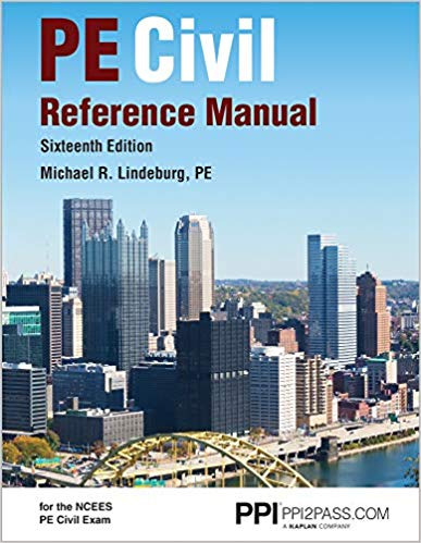 PE Civil Reference Manual pdf Archives   Booktree