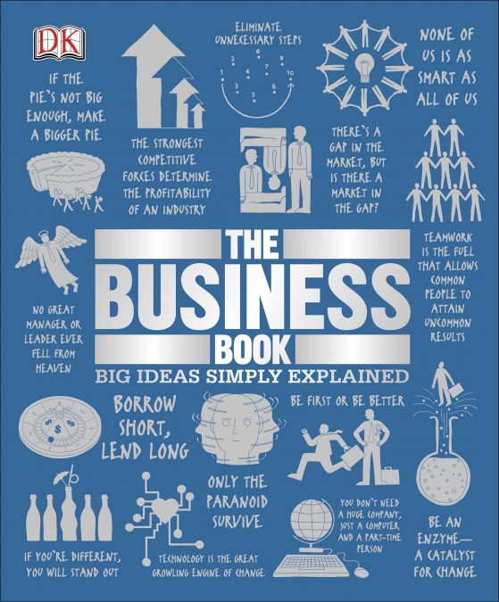 The Business Book: Big Ideas Simply Explained by DK
