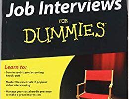 Job Interviews For Dummies by Joyce Lain Kennedy pdf