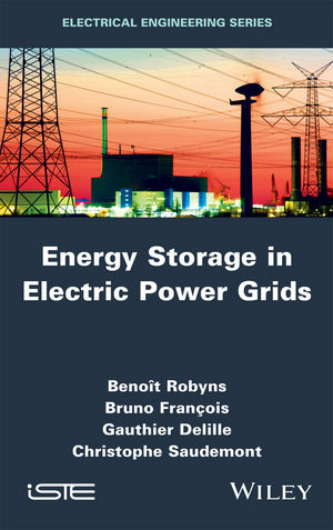 Energy Storage in Electric Power Grids PDF