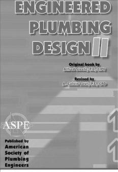 Engineered Plumbing Design PDF