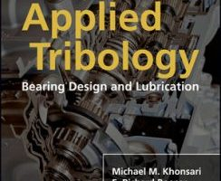 Applied Tribology Bearing Design and Lubrication Third Edition PDF