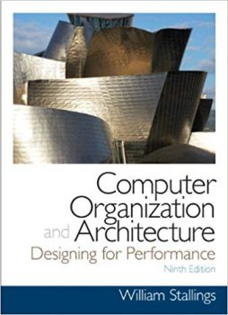 Computer Organization and Architecture Designing For Performance Ninth Edition PDF
