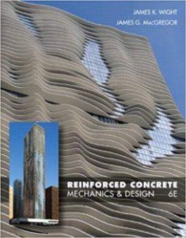 Reinforced Concrete Mechanics and Design PDF