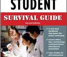 Pharmacy Student Survival Guide pdf