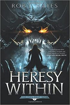 The heresy within by Rob j Hayes PDF