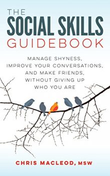 The Social Skills Guidebook by Chris MacLeod