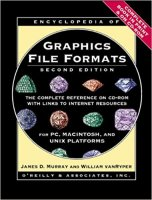 Encyclopedia of Graphics File Formats: The Complete Reference