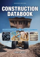 Construction Databook: Construction Materials and Equipment PDF