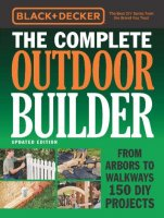 Black & Decker The Complete Outdoor Builder