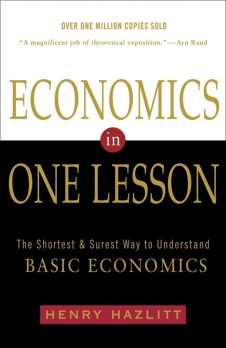 Economics in One Lesson by Henry Hazlitt PDF