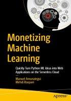Monetizing Machine Learning PDF
