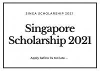National University of Singapore Scholarships 2021