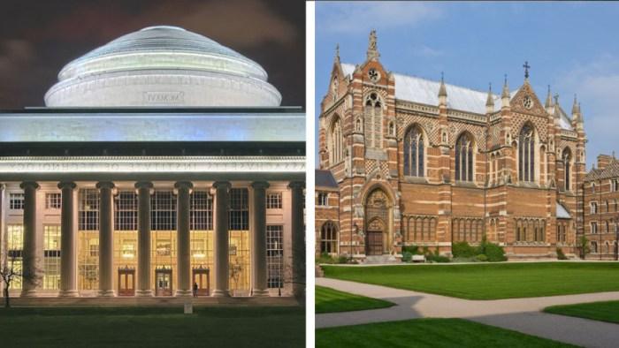 100 Best Engineering Schools in the World 2021