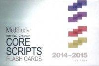 Medstudy Internal Medicine Core Scripts Flash Cards 2014-2015 PDF
