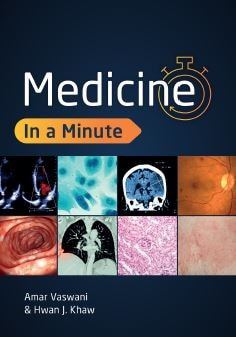 Medicine in a Minute – 1st Edition PDF