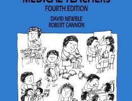 A Handbook for Medical Teachers PDF