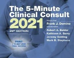 The 5-Minute Clinical Consult 2021