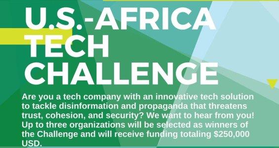 U.S - Africa Tech Challenge 2021