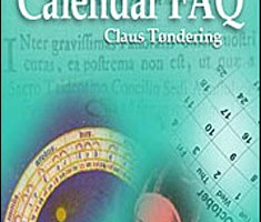 Calendar FAQ By Claus Tøndering