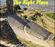 The Right Time, The Right Place By Brian E. R. Limmer